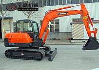 宝鼎60小型挖掘机价格和图片介绍