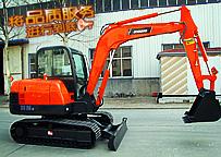 宝鼎60小型挖掘机