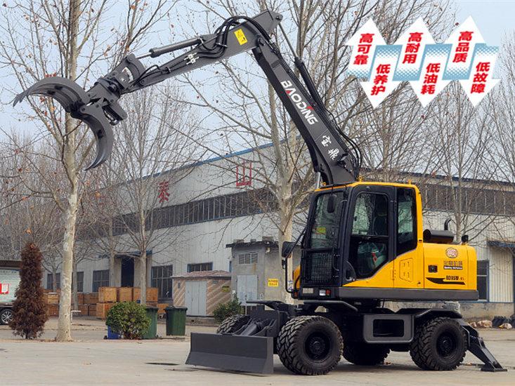 BD95S抓木机型号-宝鼎抓木机厂家推荐