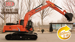 BD150-8履带式中小型挖掘机宝鼎挖掘机厂家改进型上市
