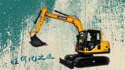 理性小挖之选-宝鼎BD80-8小型挖掘机热销各地小挖市场
