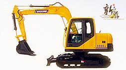 宝鼎挖掘机厂家BD80-8挖掘机-性能优越 轻松操作