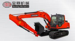 宝鼎履带式150挖掘机价格合理综合性能提高-宝鼎挖掘机厂家潜心打造