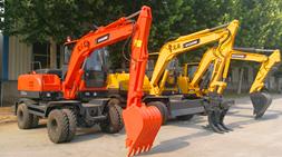 国产小型挖掘机国内市场占比稳步超车进口车型