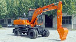 国产轮式挖掘机厂家数量剧增可靠车型需擦亮双眼