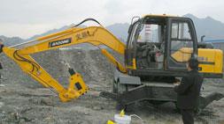 广西多功能轮式挖掘机价格多样质量阶梯分层