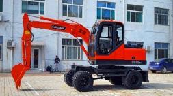 国产轮式挖掘机国内市场发展历程