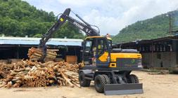 河南轮式抓木机宝鼎抓木机厂家办事处分布