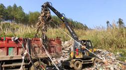 宝鼎抓木机厂家全国多家办事处轮式抓木机车型仅剩样机