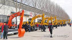 小型轮式挖掘机市场宝鼎轮式挖掘机价格