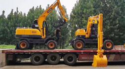 宝鼎小型轮式挖掘机价格