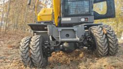 宝鼎轮式挖掘机厂家颠覆行业认知的升级