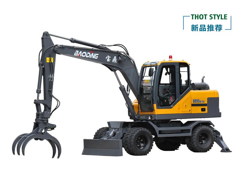 宝鼎BD95W-9A型号抓木机