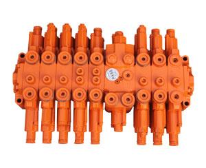 宝鼎小型挖掘机-进口多路阀部件
