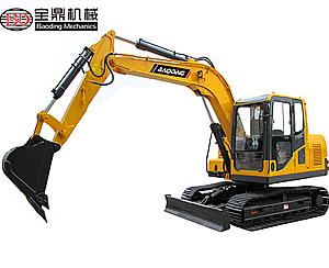 宝鼎挖掘机BD90G-9型号