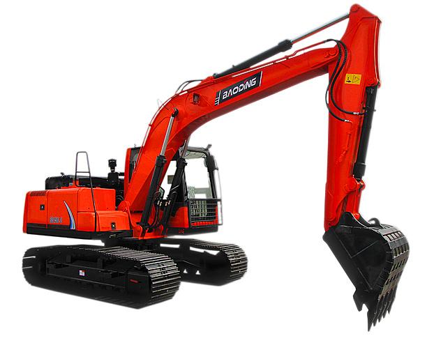 BD150-8改款型号履带挖掘机