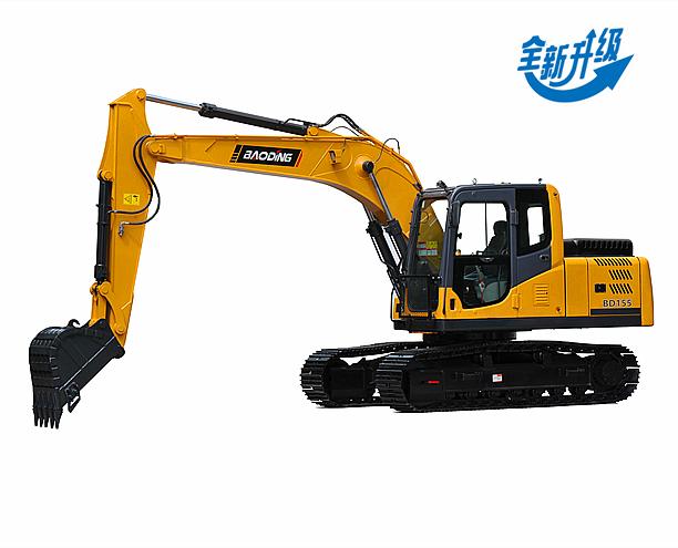 BD155履带式挖掘机