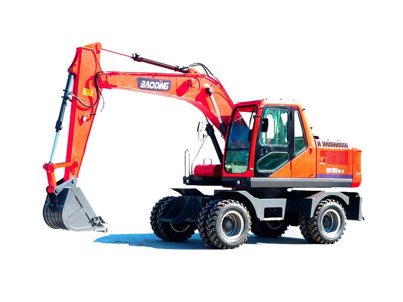 宝鼎BD150W-9GⅡ型轮式挖掘机